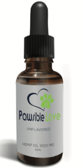 1,000mg Pawsible Love drops
