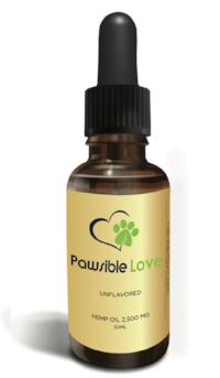 2,500mg Pawsible Love Drops