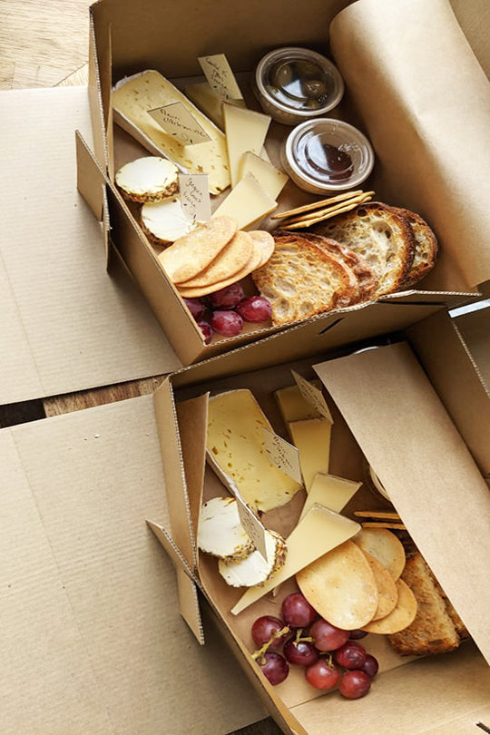 Corporate Cheese Boxes - La Boite a Fromages