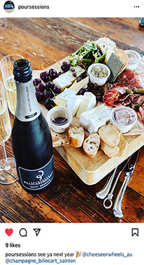 New Year's Eve Day Box - La Boite A Fromages