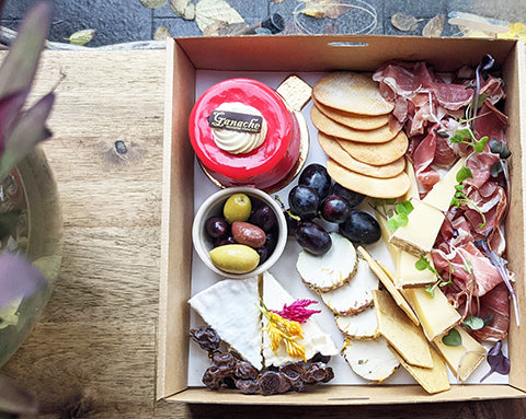 Mother's Day Box - La Boite A Fromages