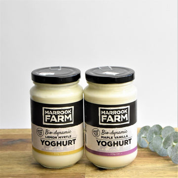 Marrook Farm Flavoured Yoghurt
