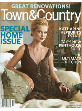 Town & Country October 2006