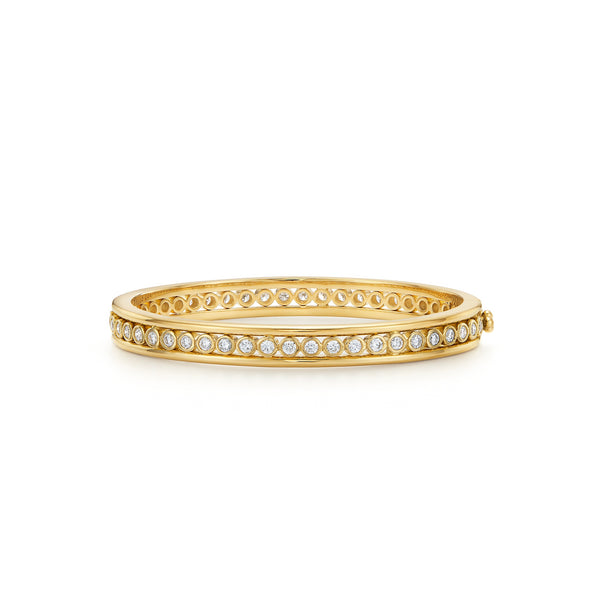 18K Diamond Classic Eternity Bracelet