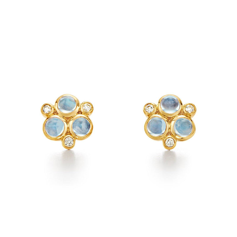 18K Classic Trio Earrings