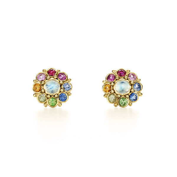 18K Stella Mini Earrings