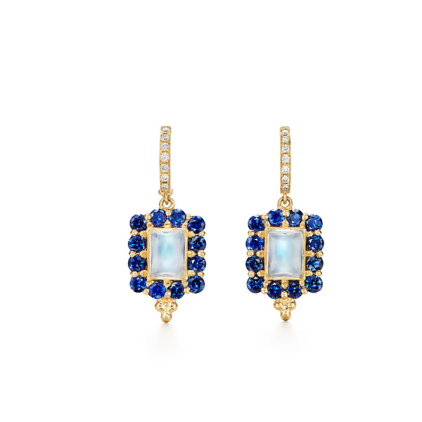 18K Color Theory Earrings