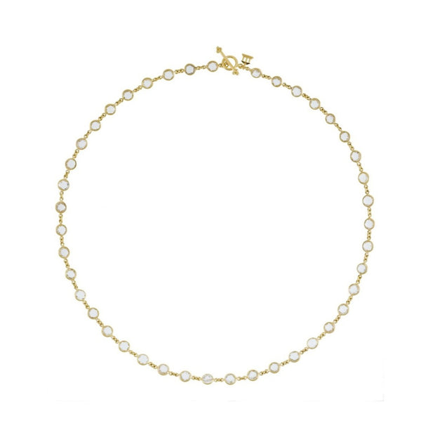 18K Classic Longchain Necklace