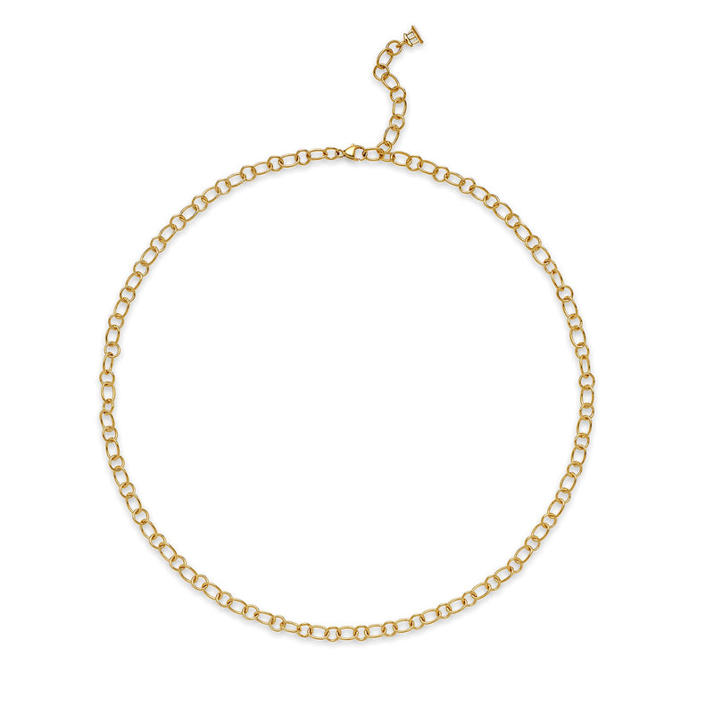 18K Ribbon Chain