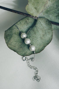 Pearl of love bracelet