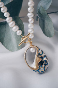 Debbie sea snail  necklace