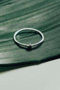 Small star ring