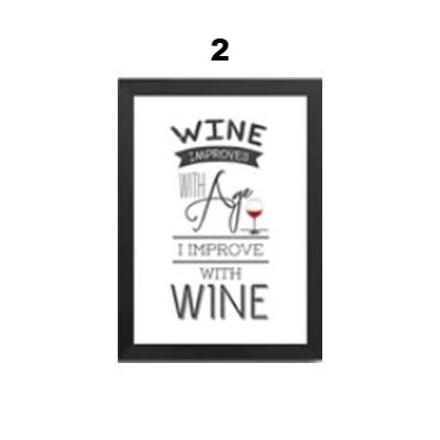 Wine time, canvas