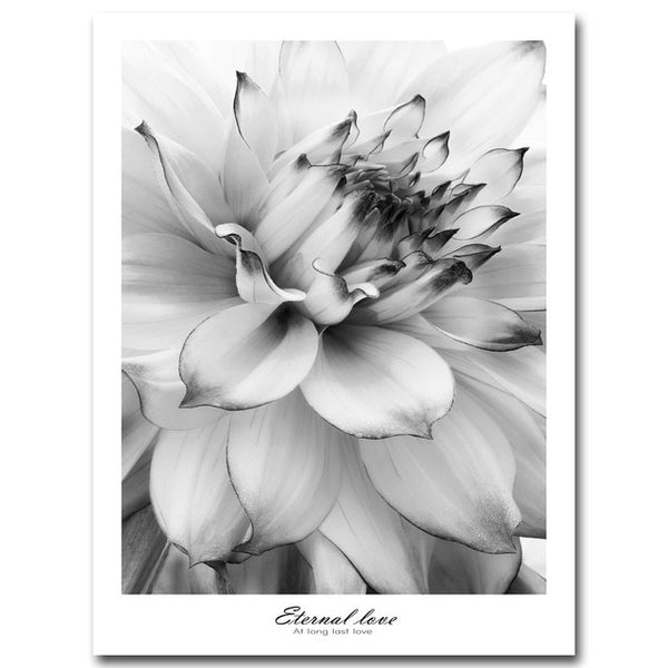 Flower Inspiration, canvas