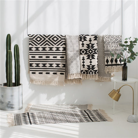 Nordic Cotton Rugs, accesories
