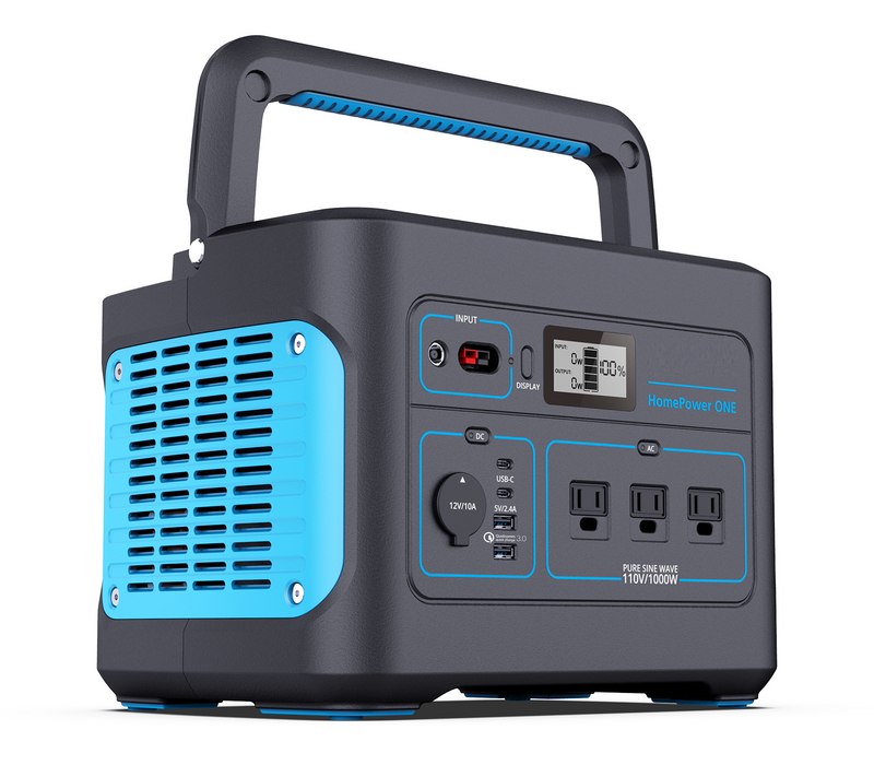 Emergency Power Generator Backup Battery Supply