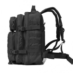 Tactical Police Backpack 40L Black