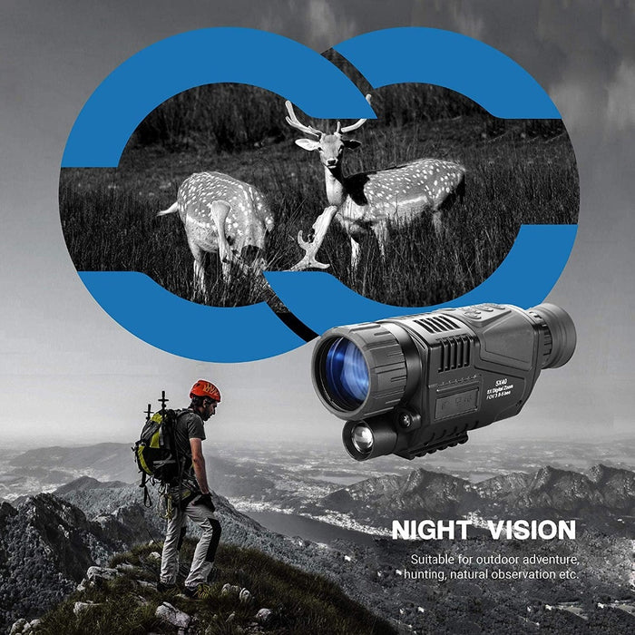 Military Night Vision Monocular