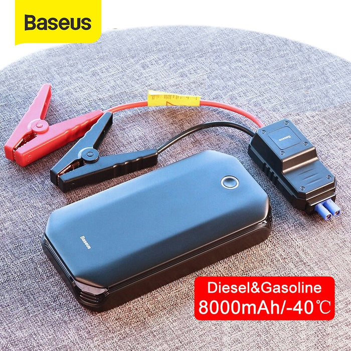 Emergency Portable Car Battery Charger