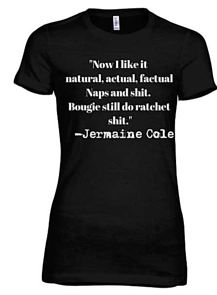 In J Cole We Love - Black Empowerment Apparel, Black Power Apparel, Black Culture Apparel, Black History Apparel, ServeNSlayTees,