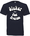 Sicker Than Your Average - Black Empowerment Apparel, Black Power Apparel, Black Culture Apparel, Black History Apparel, ServeNSlayTees,
