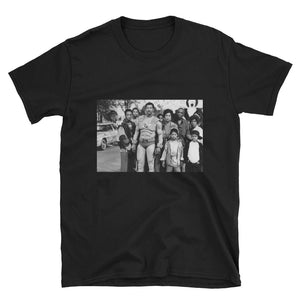 Meteor Man Graphic Tee - Black Empowerment Apparel, Black Power Apparel, Black Culture Apparel, Black History Apparel, ServeNSlayTees,