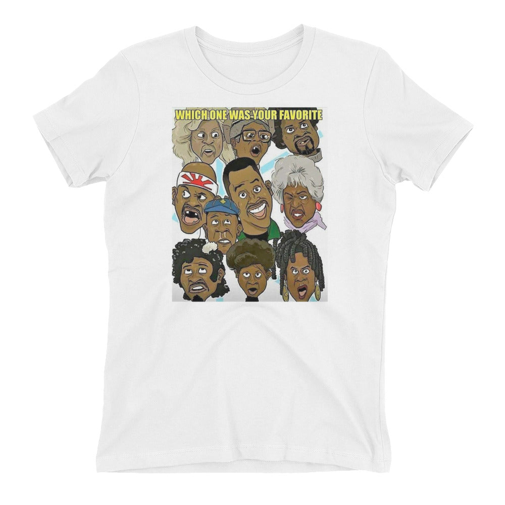 Martin (TV-Show) Graphic Tee - Black Empowerment Apparel, Black Power Apparel, Black Culture Apparel, Black History Apparel, ServeNSlayTees,