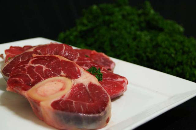Traditional Osso Bucco