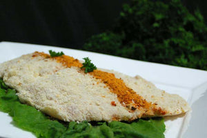 Skinless Chicken Breast Schnitzels