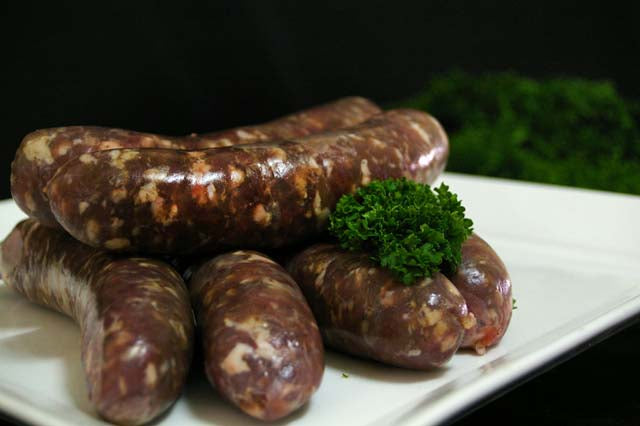 South African Boereworst Sausages