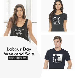 Labour Day Weekend Sale