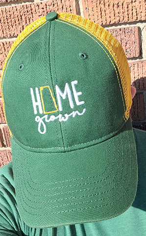 Homegrown Trucker Cap