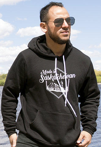 Made in Saskatchewan Pullover Hoodie - Tall Grass Apparel