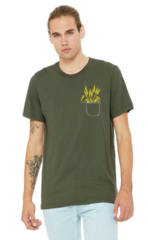 Men's Wheat Pocket - Tall Grass Apparel