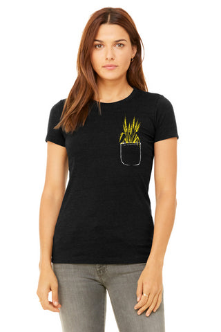 Women's Wheat Pocket Shirt - Tall Grass Apparel