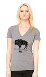 Bison Women - Tall Grass Apparel