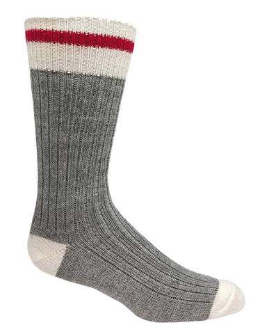 "J.B. Field's ""Traditional Wool"" Boot Socks - Tall Grass Apparel"