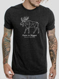 The moose is loose! - Tall Grass Apparel