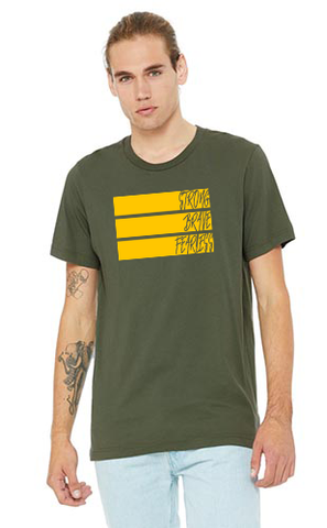 Strong, Brave, Fearless - Tall Grass Apparel