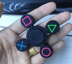 PlayStation Design Fidget Spinner
