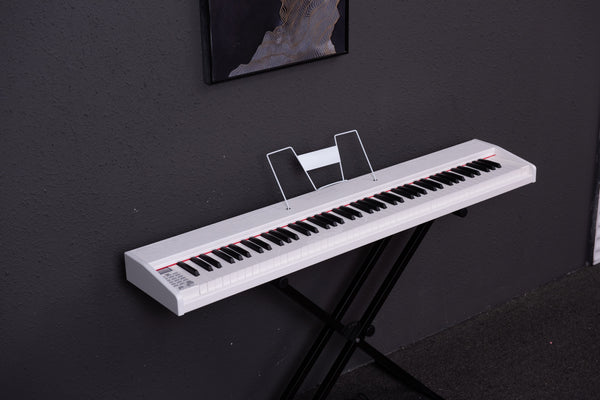Bolan A-1 digitale piano, wit