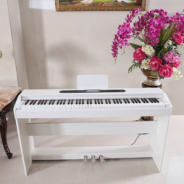 Bolan A-15 digitale piano, wit