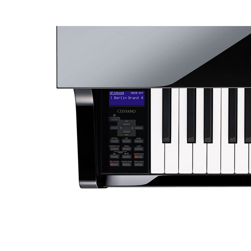 Casio Grand Hybrid GP-510 piano