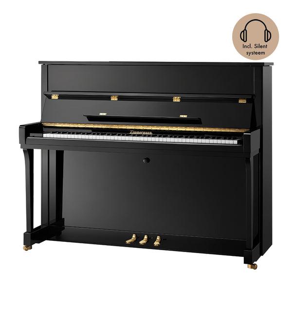 Back to School actie 2020 - Zimmermann piano - BOL piano's & vleugels