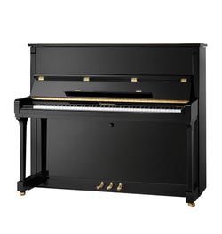 Zimmermann S6 Piano Zwart