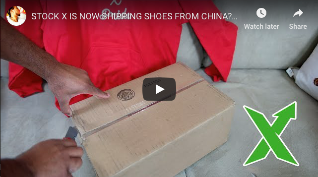 bfad763704c6 Blog - News Sneakers Streetwear   Unboxing s – Tagged