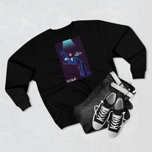 AJ1 Court Purple Premium Sweatshirt