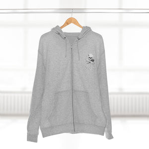 Sole Skull MoonSkater Premium Zip-Up Hoodie