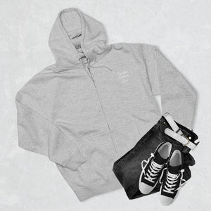 Jordan UNC To Chi Premium Zip-Up Hoodie