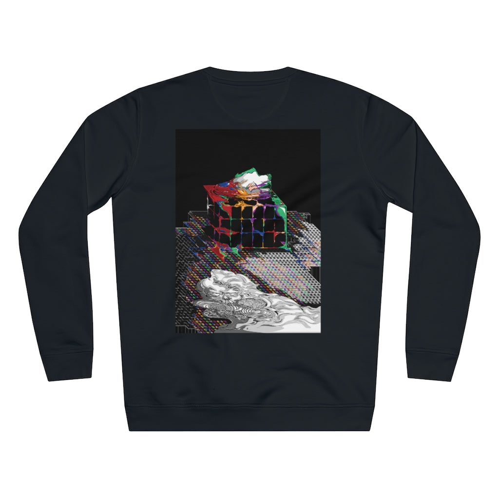 Sole Skull Big Rubix Drip Sweatshirt